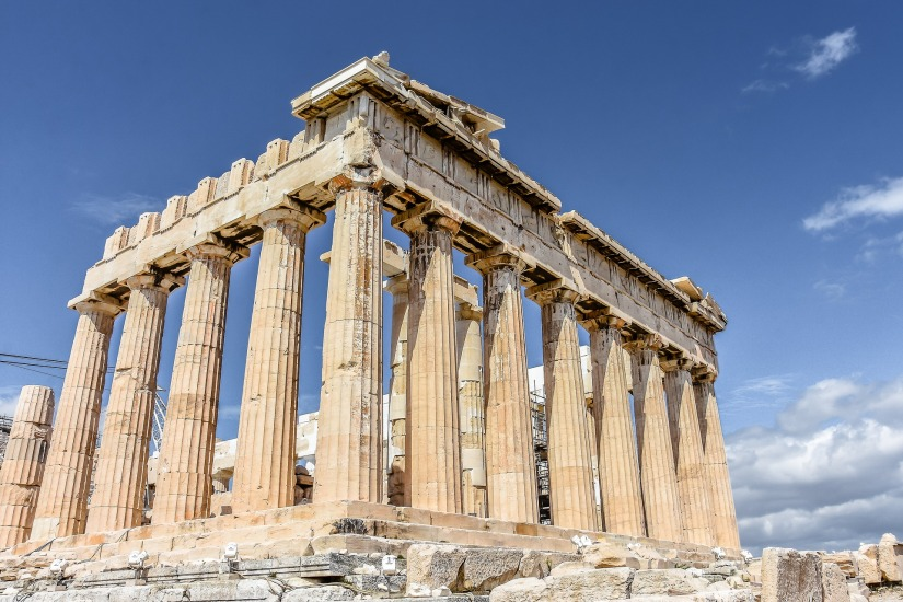 Was trägt, wenn die Säulen deines Lebens zusammenbrechen?